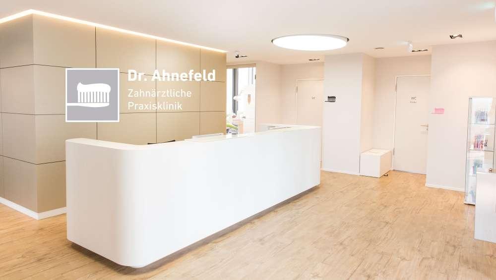 Unser Kunde Praxisklinik Dr. Ahnefeld.