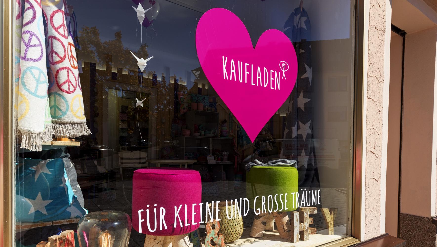 Unser Kunde Pfiffikus Kaufladen.