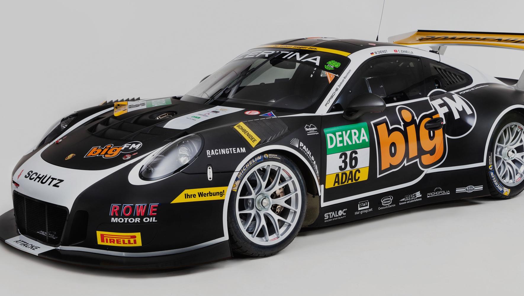 Unser Kunde Schütz Motorsport.